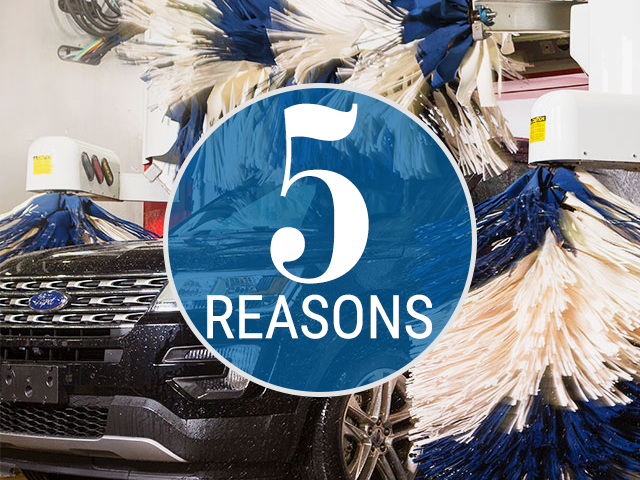 More Than Just A Clean Car – Five Reasons To Own A Carwash