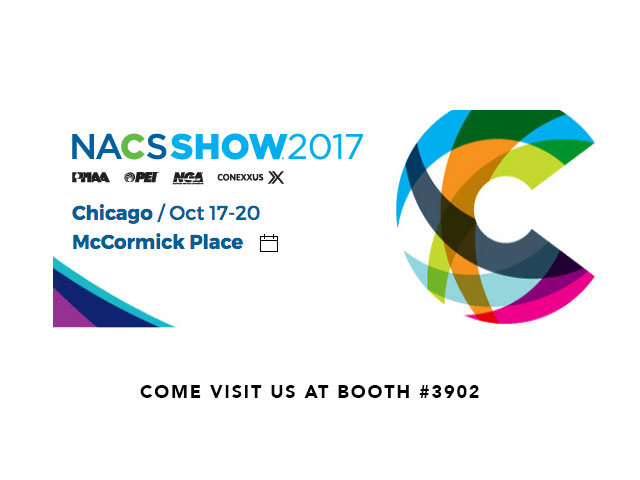 Get in the game with the 2017 NACS Show
